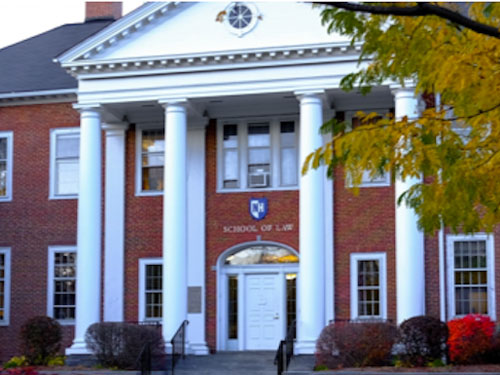 UNH School of Law building